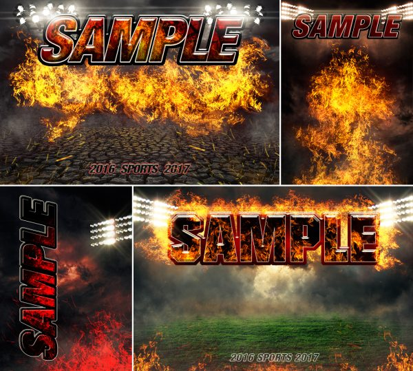 Photoshop Templates | Digital Backgrounds