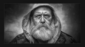 Union Mission Homeless Awareness Imagery