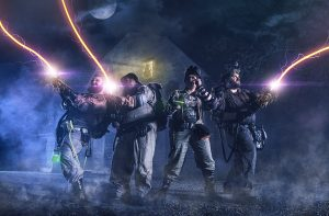 Ghostbusters of WV Promo Image - Joshua Hanna Photography