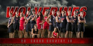 Cross Country Photoshop Templates   Digital Backgrounds