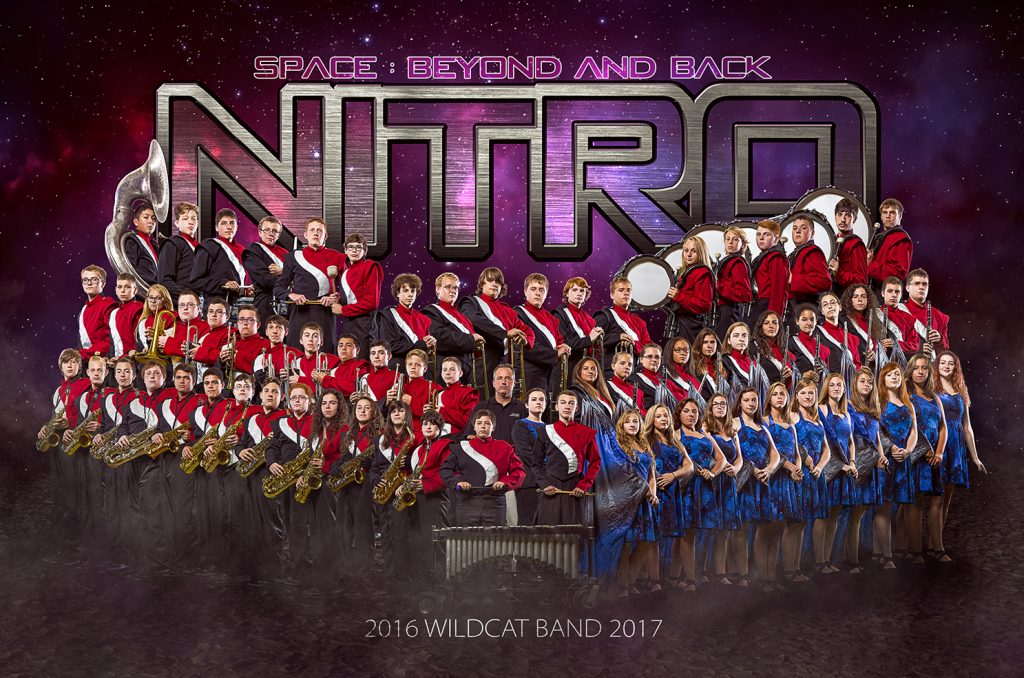 Nitro Band 16-17 Preview