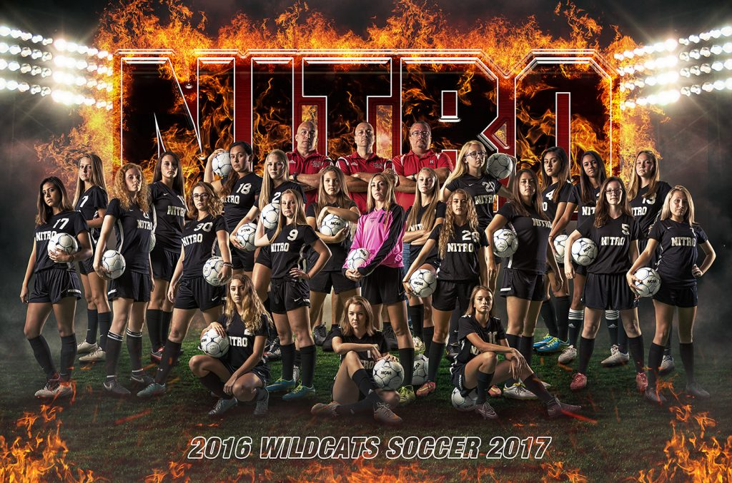 Nitro Girls Soccer 16-17 Preview