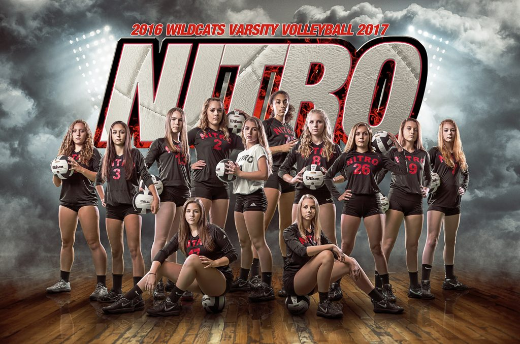 Nitro Varsity Volleyball 16-17 Preview