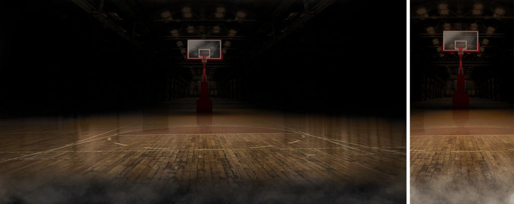 JHPBackgrounds_CourtSports Photoshop Template | Digital Background