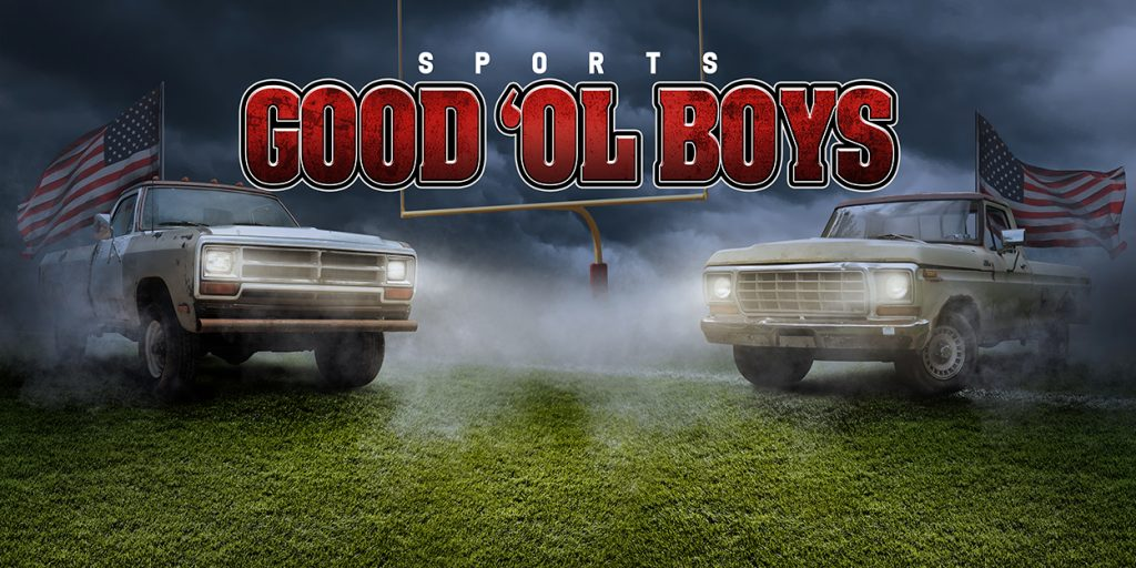JHPBackgrounds Good 'Ol Boys Photoshop Template | Digital Background