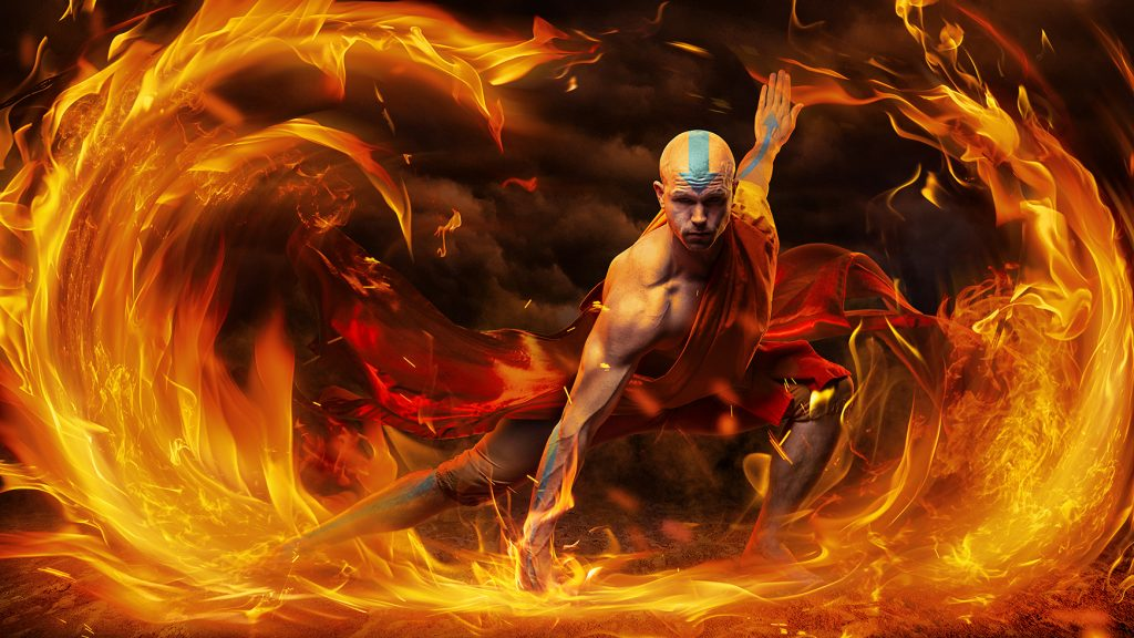 Avatar Fire Bender