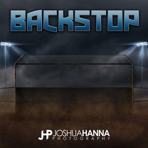 JHPBackgrounds Backstop Digital Background | Photoshop Template