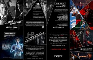 JHP Session Guide - Photoshop Template | Digital Background
