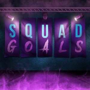 JHPBackgrounds SquadGoals Digital Background | Photoshop Templates
