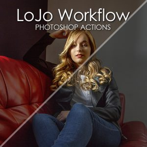 LoJo Workflow Photoshop Actions