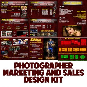 LoJo Photographer Marketing Kit