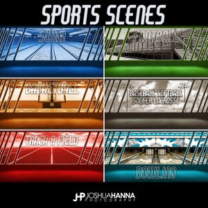 JHPBackgrounds Sports Scenes Sports Templates | Photoshop Digital Background
